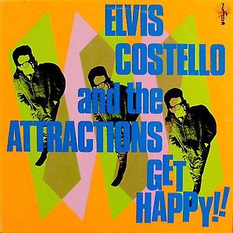 Elvis Costello - importation USA Get Happy [Vinyl]