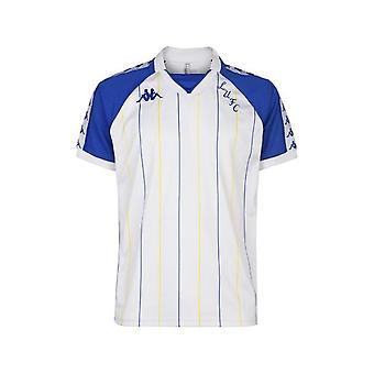Leeds Kappa Retro Home Shirt