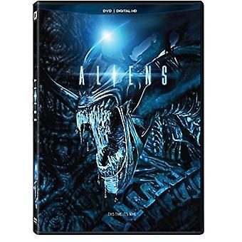 Utlänningar [DVD] USA import