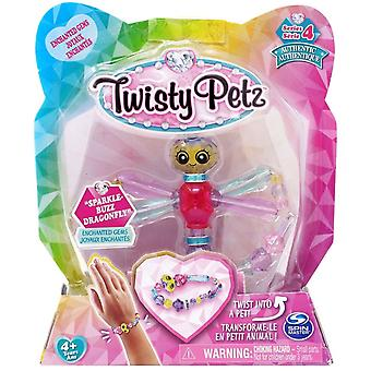 Twisty Petz Single Pack Series 4 - Sparklebuzz Dragonfly