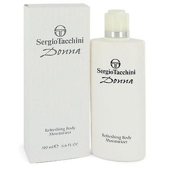 Sergio Tacchini Donna Body Lotion By Sergio Tacchini 6.6 oz Body Lotion