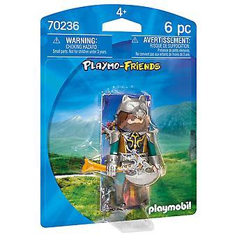 Action figure Wolf Warrior Playmobil 70236 (6 pcs)