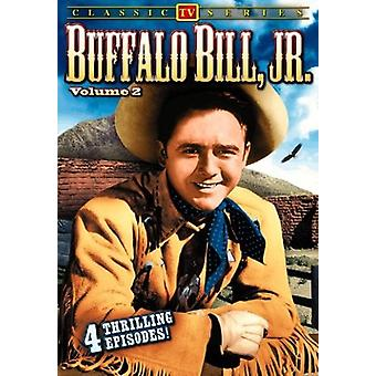 Buffalo Bill Jr.: Vol. 2 [DVD] USA import