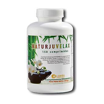Naturjuvelax 150 tablets