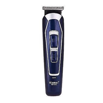 Electric Hair Clipper and Rechargeable Shaver - Men's Haircut Beard Trimer Machine