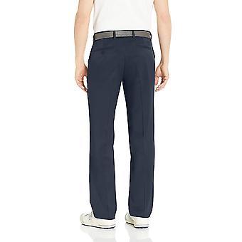 Essentials Men's Standard Classic-Fit Stretch Golf, Navy, Size 32W x 32L