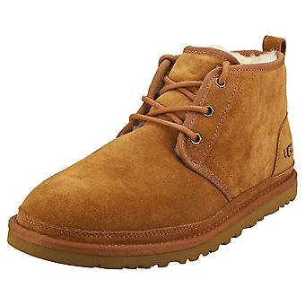 UGG Neumel Mens Casual Boots in Chestnut