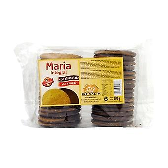 Chocolate Wholemeal Maria Cookies 280 g