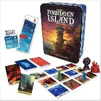Games - Ceaco Gamewright - Forbidden Island Kids New Toys 317