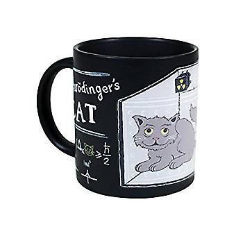 Krus - UPG - Schrodinger's Cat Cup Set (Sæt med 2) Ny kaffe 4565