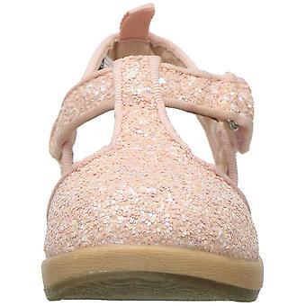 OshKosh B'Gosh Kids Esmerelda Girl's Flexible Glitter Clog Sandal