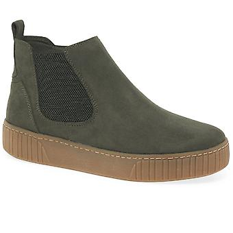 Marco Tozzi Frances Womens Casual Chelsea Boots