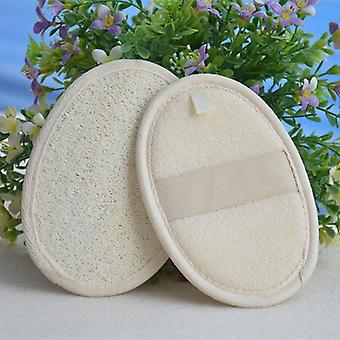 High-quality Natural Loofah Sponge For Bath - Rub Exfoliate The Body For Healthy Massage