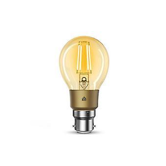 Tp Link Kl60B Kasa Filament Smart Glühbirne Warm Bernstein Bajonett