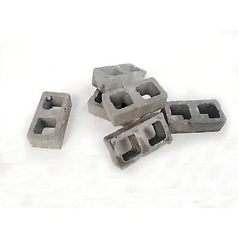 Diy Miniature Model Building Bricks And Moulds