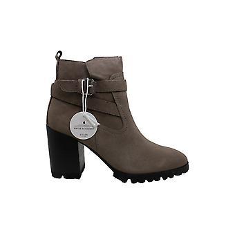 Steven par Steve Madden Women-apos;s Shoes Isra Suede Closed Toe Ankle Fashion Boots