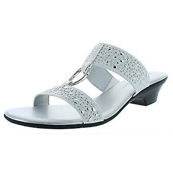 Karen Scott Eanna sandalen, gemaakt voor Macy ' s vrouwen ' s schoenen 10 M wit