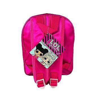 LOL Surprise! Childrens/Kids Diva Baby Sequin Backpack