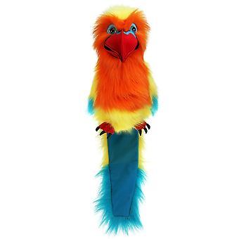 Les grands oiseaux de compagnie de marionnettes Love Bird