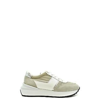 Car Shoe Ezbc029035 Women's Beige Suede Sneakers