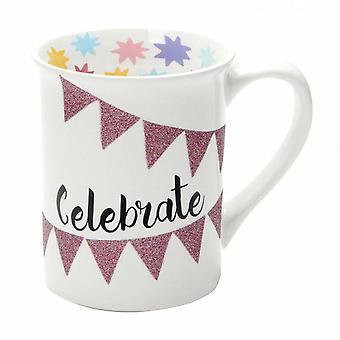 Our Name Is Mud Celebrate Mug