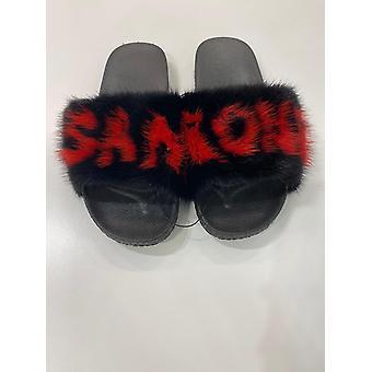 Sam-rone Women's Black Sandals