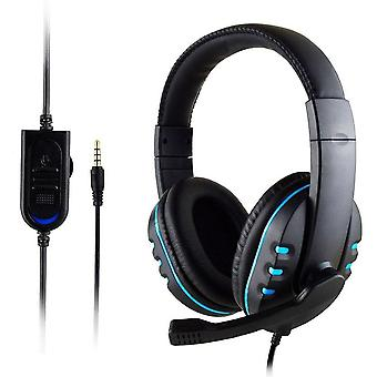 Stereo surround wired game headphone