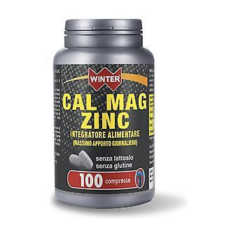 3678 CAL MAG ZINC 100 capsules