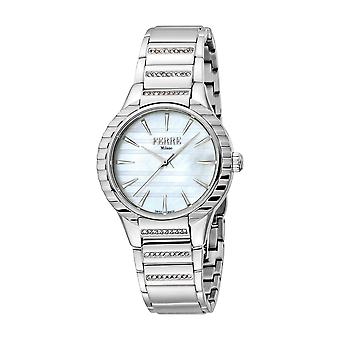 Ferre Milano Ladies White MOP Dial  MB Watch
