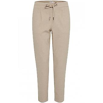 b.young Rizetta Bege Pants