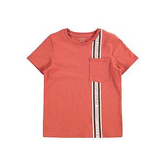 Name-it Jongens Tshirt Tiestol Ketchup