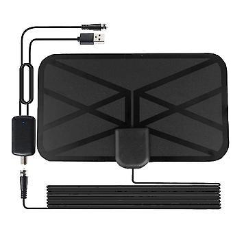 980-mile Digital Antenna Tv Indoor Amplifier Signal Booster - Dvb-t2 Hd Antenna
