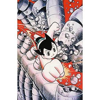 Astro Boy c1963 - stil C film plakat (11 x 17)