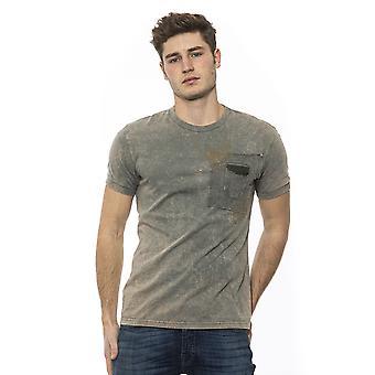 Beige Men's Men's Beige T-shirt