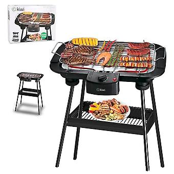 Barbecue Kiwi 2000W (38 x 22 cm) Electric Black