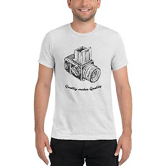 Quality makes Quality - Short-sleeved T-shirt, men