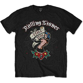 The Rolling Stones Miss You Official Tee T-Shirt Unissex