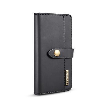Mobile Hülle für iPhone 7/8 mit magnetisch-Schale - authentisches Leder