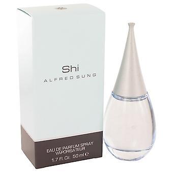 SHI by Alfred Sung Eau De Parfum Spray 1.7 oz / 50 ml (Women)