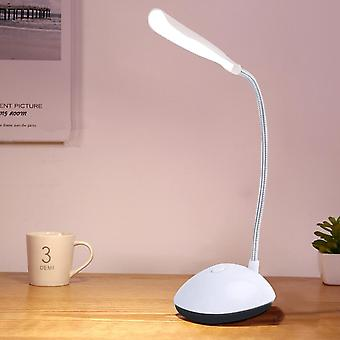 Led Desk/table Lamp & Top Lanterns Flexible Foldable Eye Protection Aaa Battery