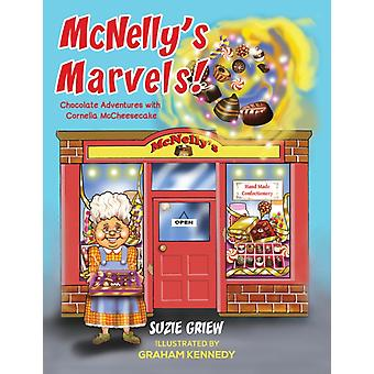 McNellys Marvels  Chocolate Adventures with Cornelia McCheesecake by Suzie Griew