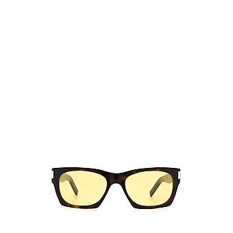 Saint Laurent SL 402 havana unisex solbriller