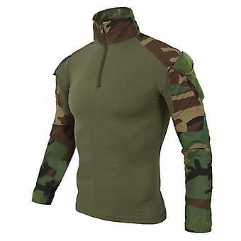 Καμουφλάζ χρώματα εμάς στρατού μάχη ομοιόμορφη στρατιωτική πουκάμισο φορτίου Multicam Airsoft