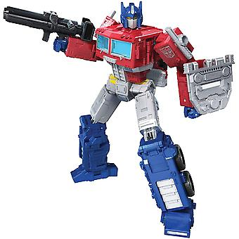 Transformers Generation WFC Optimus Prime Kingdom Leader WFC-K11