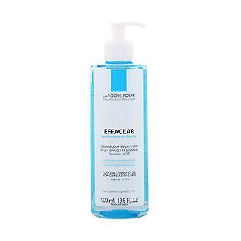 Kasvojen puhdistusgeeli Effaclar La Roche Posay/400 ml
