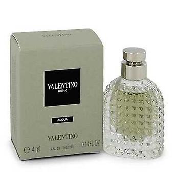 Valentino Uomo Acqua Av Valentino Mini Edt 0,14 Oz (män) V728-551001