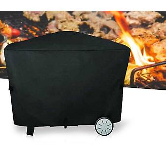 Bbq Grill Cover For Weber Q2000 Q3000 Outdoor Barbecue Accessories Dustproof