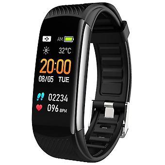 Blood Pressure Waterproof Fitness Bracelet Watch