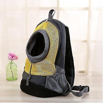 Pet Travel Carrier Should Bag Carry Bag Ruck Sack Back Pack