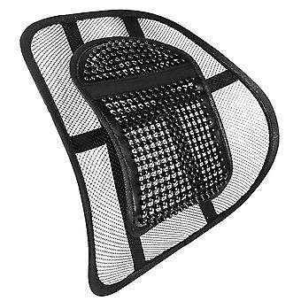 Chair Back Support Seat Mesh Lumbar Grill